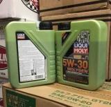 Моторное масло Liqui Moly Molygen 5w30: обзор, характеристики