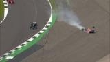 Авария Ферстаппена и победа Хэмилтона – в видеообзоре Гран-при Великобритании