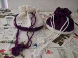 Модные вязаные крючком косметичка: описание с фото, инструкция для начинающих