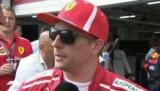 Райкконен: «Под конец гонки мы показали хорошую скорость, и нам удалось подняться на подиум»