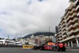 Риккардо показал лучшее время на первой практике Гран-при Монако