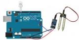 Как подключить датчик влажности почвы Arduino?